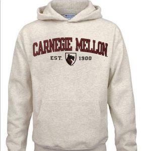 Carnegie Mellon Champion Hoodie